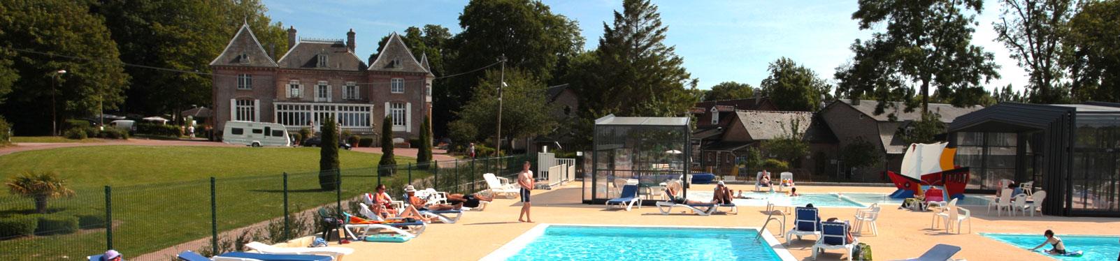 Camping Domaine de Drancourt