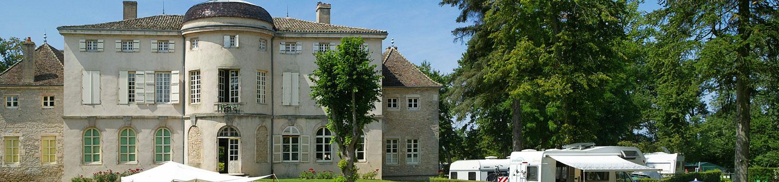 Camping Château de l'Epervière